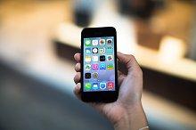 iPhone5 Template, Bag Envy 2 (L)