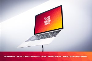 MacBook Display Mock-up #88