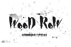 WooD Row