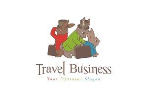 Bunny Travelers Logo