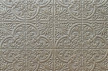 Decorative stucco texture