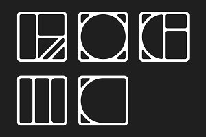 LOGIC – A Puzzle Display Face