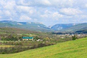 Bakhchisaraj (Crimea) environs
