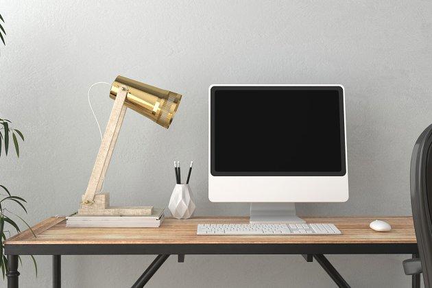 work desk background arts entertainment photos creative market pro. Black Bedroom Furniture Sets. Home Design Ideas