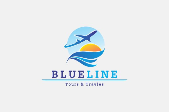 Tours & Travels Logo ~ Logo Templates ~ Creative Market