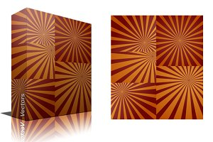 Sunburst Vectors & Brushes