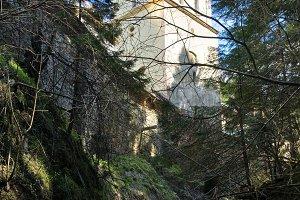 Christian Manjava monastery, Ukraine