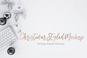 Christmas Styled Stock Photo (8)