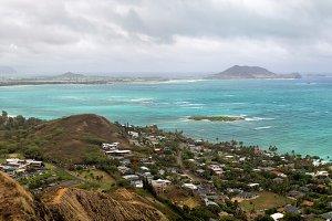 Kailua Bay, Oahu