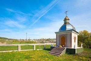 Terebovlia surroundings, Ukraine