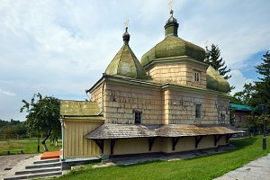 Medieval Ukraine architecture