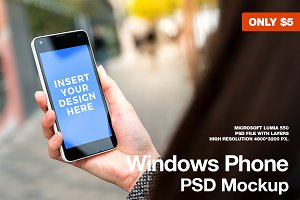 Windows 10 Phone - Lumia 550