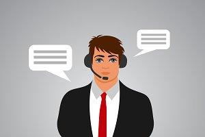 technical support, call center