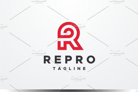 Repro - Letter R Logo