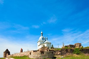 Ukraine rural architecture