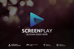 Screen Play Logo