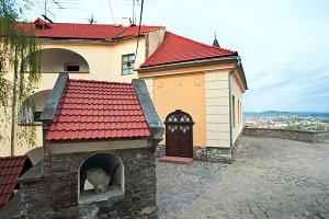 Mukachevo medieval castle, Ukraine