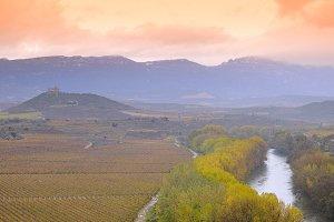 La Rioja, Spain.