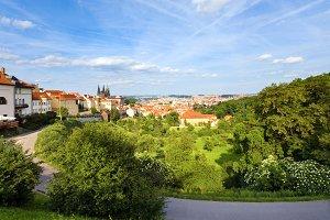 Summer Prague