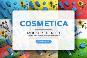 Cosmetica Mockup Creator
