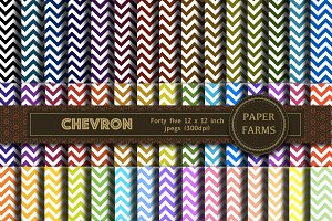 Chevron digital paper