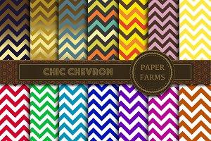 Chevron digital paper