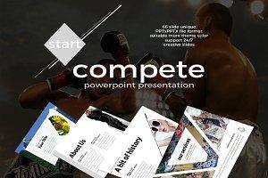 compete powerpoint presentation
