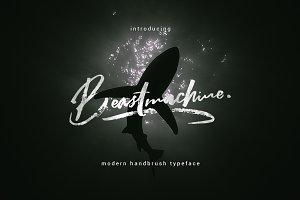 Beastmachine Typeface