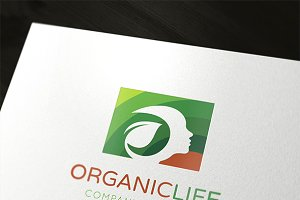 Organic Life Logo