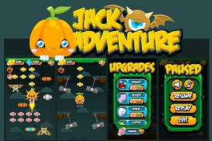Jack Adventure Game Kit