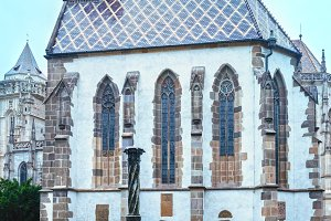 Kosice Saint Michael Chapel