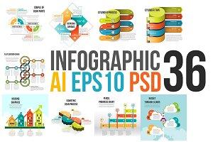 Infographic Set 36