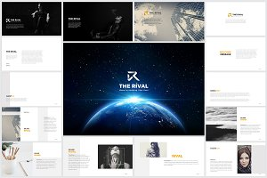 Rival Powerpoint Template