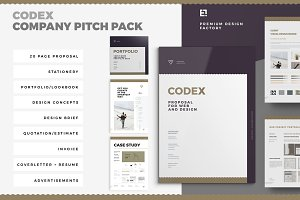 Codex Proposal Pitch Pack