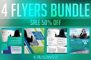 Business Flyers Posters Bundle
