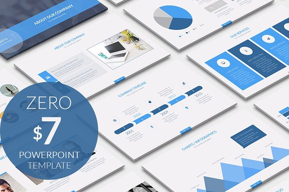 Zero business powerpoint template presentation templates zero business powerpoint template cheaphphosting Choice Image