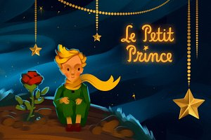 The Little Prince Set