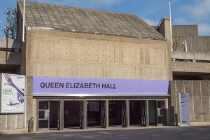 Queen Elizabeth Hall London