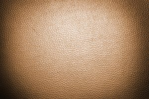 brown leather textured