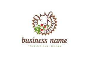 Goat & Coffee Branch Logo
