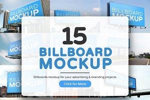 Billboards Mockup Vol.2