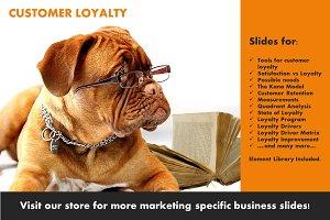 Customer Loyalty PowerPoint