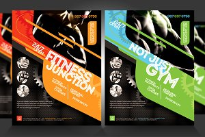 Fitness Flyer / Gym Flyer V5