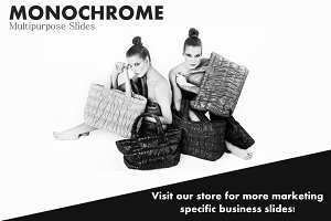 MonoChrome PowerPoint