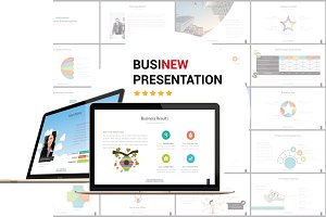 Businew Presentation Template
