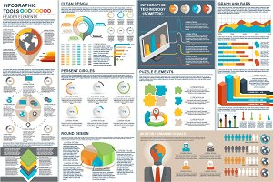 Presentation Infographic Elements