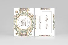 Wedding Invitation Template Vol-3
