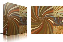 Retro Sunburst Backgrounds