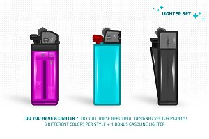Lighter Set