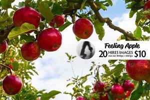 Feeling Apple